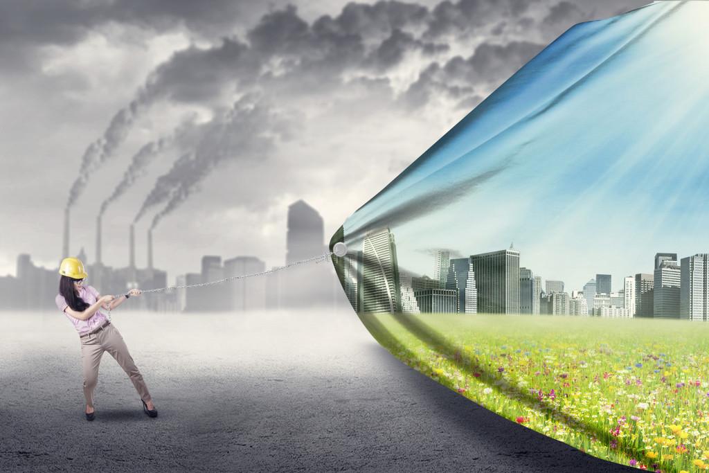 Ingeniería Ambiental, medio ambiente