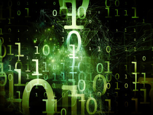 código binario, lenguajes de programación