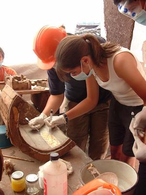 Carrera de Arqueología