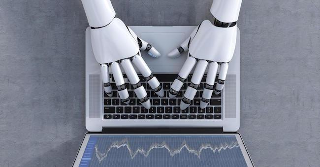 Robots vs Humanos en el ambito laboral